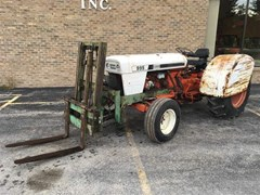 Lift Truck/Fork Lift For Sale 1977 Case 995 , 64 HP