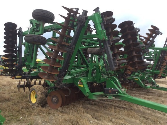 2013 John Deere 2620 Disk Harrow For Sale