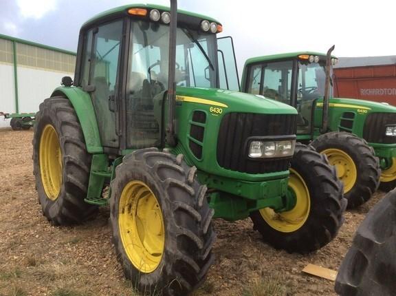 2012 John Deere 6430 Premium Tractor For Sale