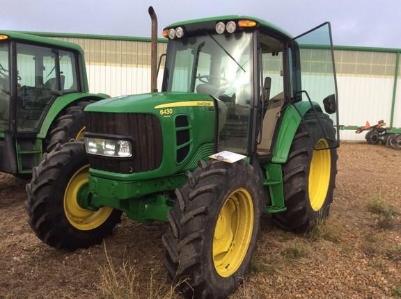 2011 John Deere 6430 Premium Tractor For Sale