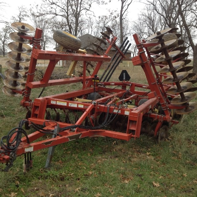 2006 Krause 7300-24W Disk Harrow For Sale