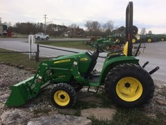 Tractor For Sale:  2016 John Deere 3038E , 38 HP