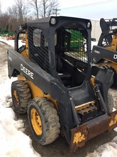 Skid Steer For Sale 2013 John Deere 318D