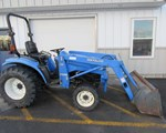 Tractor For Sale: 2002 New Holland TC33D, 33 HP