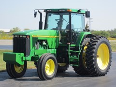 Tractor For Sale 1996 John Deere 8100 , 160 HP