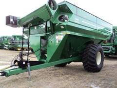 Grain Cart For Sale:  2008 J&M Manufacturing Co. Inc 1000 GRAIN STORM
