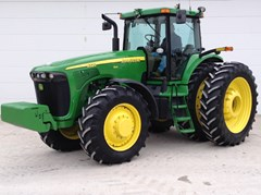 Tractor For Sale 2003 John Deere 8320 , 270 HP