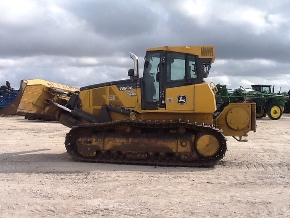 2012 John Deere 850K Dozer For Sale