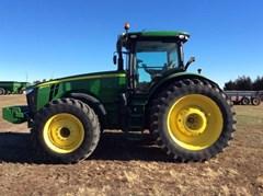 Tractor For Sale 2016 John Deere 8370R , 370 HP
