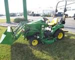 Tractor For Sale: 2014 John Deere 1023E, 23 HP