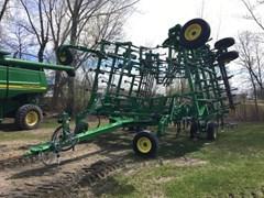 Field Cultivator For Sale:  2016 John Deere 2210