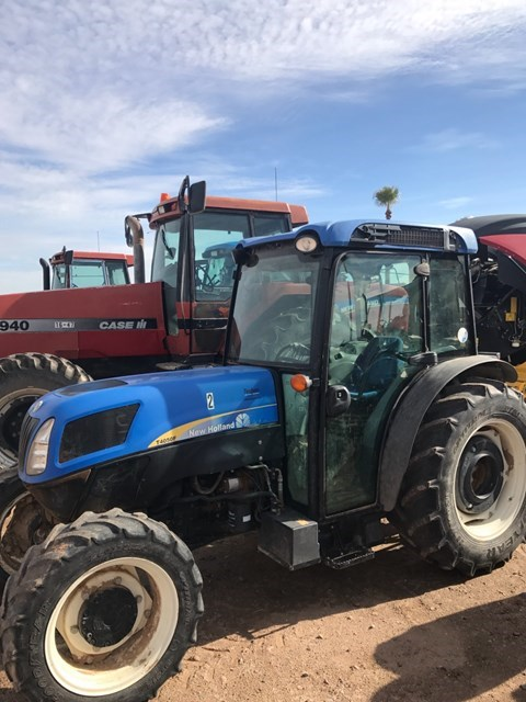 2008 New Holland T4050F Tractor For Sale