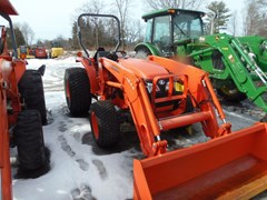 Tractor For Sale 2012 Kubota MX5100HST , 46 HP