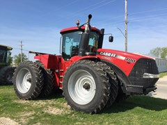 Tractor For Sale 2012 Case IH Steiger 400 , 400 HP