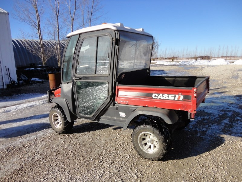2011 Case IH SCOUT XL ATV For Sale