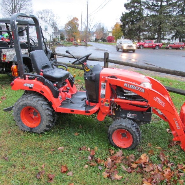 2011 Kubota BX2360V Tractor - Compact For Sale