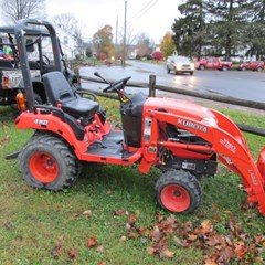 Tractor - Compact For Sale 2011 Kubota BX2360V , 23 HP