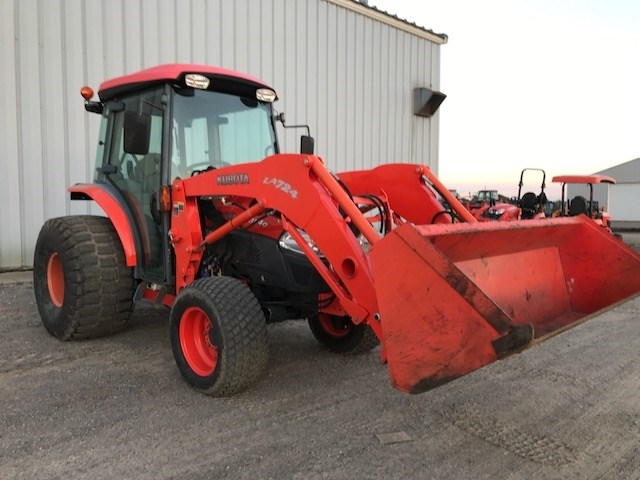 2007 Kubota L3540D Tractor - Compact For Sale