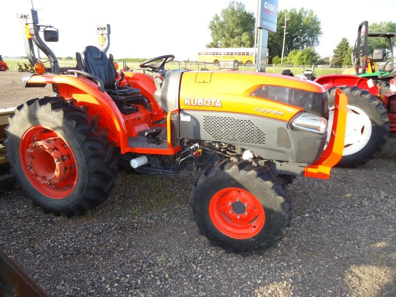 2007 Kubota L5740 Tractor - Compact For Sale