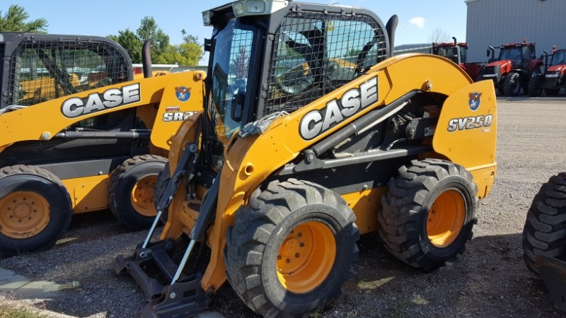2013 Case SV250 EH Skid Steer For Sale