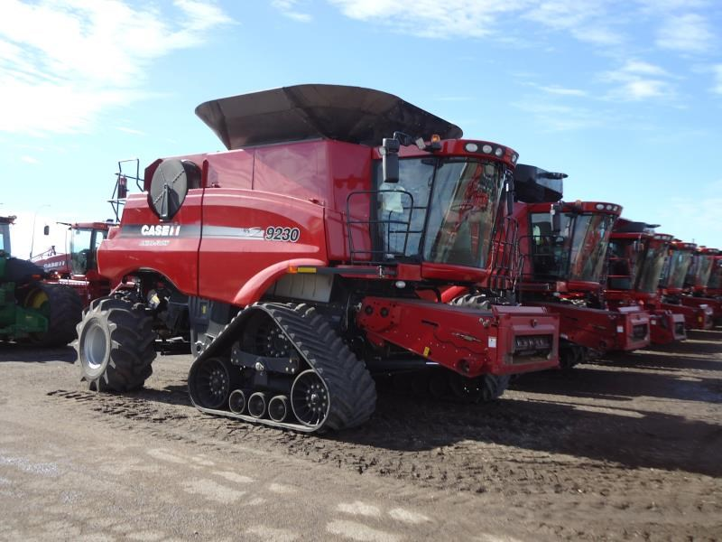 2013 Case IH 9230T Combine For Sale