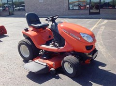 Riding Mower For Sale:  2007 Kubota GR2100-54