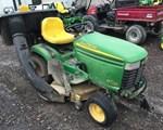Riding Mower For Sale: 2003 John Deere GT235, 18 HP