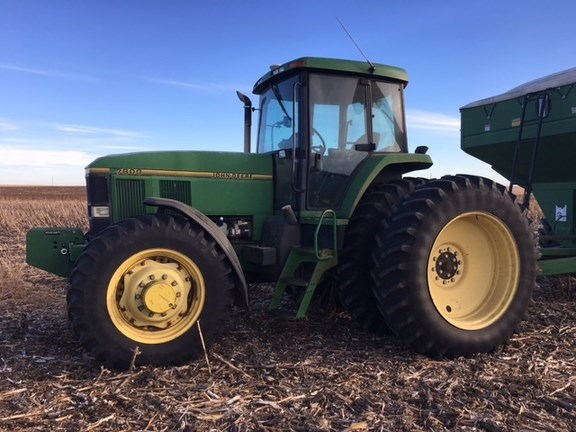 1992 John Deere 7800 Tractor For Sale
