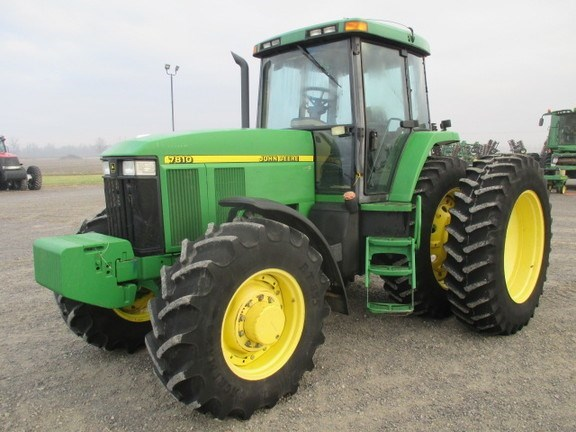1997 John Deere 7810 Tractor For Sale
