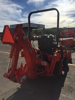 Tractor :  Kubota BX25D