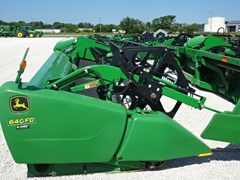 Header-Flex/Draper For Sale 2013 John Deere 640FD