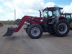 Tractor  2014 Case IH MAXXUM 125 , 125 HP