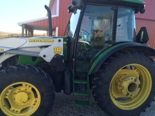 2010 John Deere 5085M Tractor For Sale
