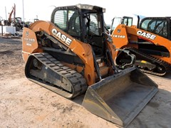 Skid Steer-Track For Sale:  2013 Case TV380 , 84 HP