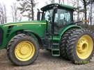 Tractor For Sale:  2010 John Deere 8270R , 270 HP