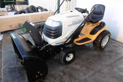 Riding Mower For Sale 2012 Cub Cadet LT1554 , 27 HP