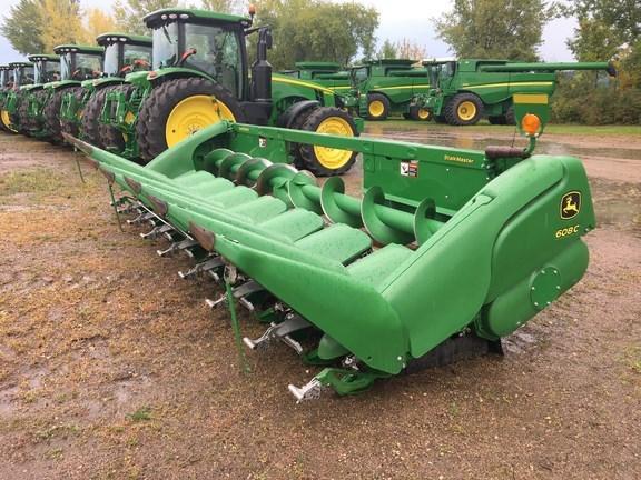2016 John Deere 608C Header-Corn For Sale