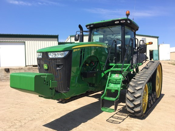 2014 John Deere 8310RT Tractor For Sale
