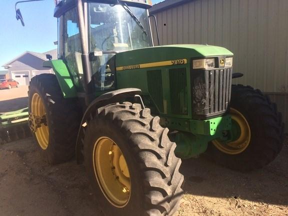 1997 John Deere 7810 Tractor For Sale