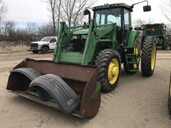 Tractor For Sale:  1998 John Deere 7810 , 175 HP