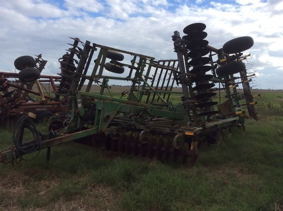 1997 John Deere 726 Mulch Finisher For Sale