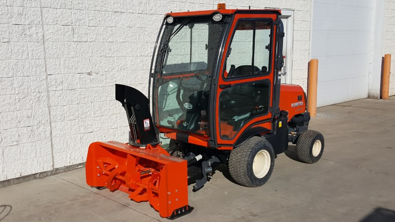 2017 Kubota F3990 Riding Mower For Sale