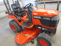 Tractor - Compact For Sale 2001 Kubota BX-2200 , 22 HP