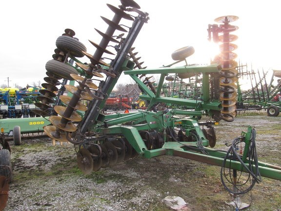 1996 John Deere 635 Disk Harrow For Sale