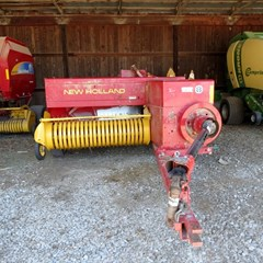 Baler-Square For Sale 2001 New Holland 570