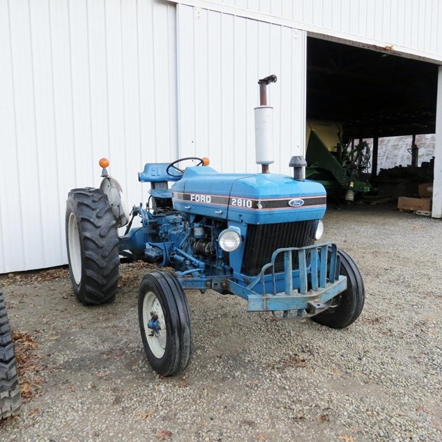 Ford 2810 Tractor For Sale