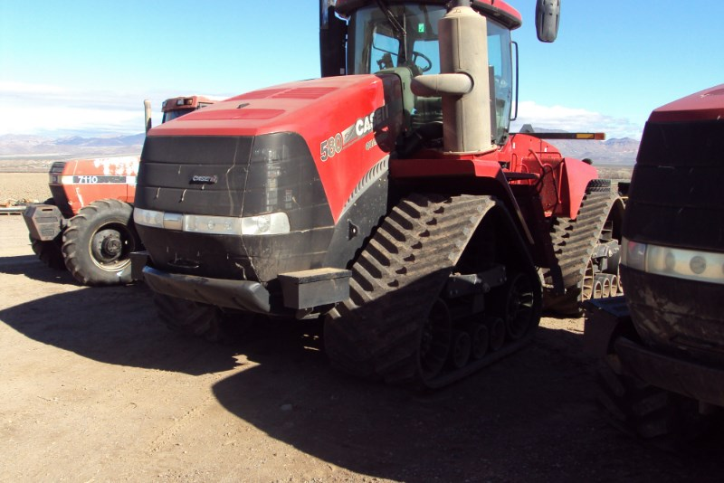 2016 Case IH 580 Tractor For Sale