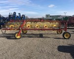 Hay Rake For Sale: 2012 New Holland HT154