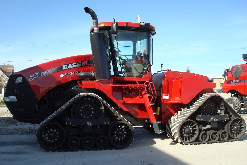2012 Case IH 550  Tractor For Sale