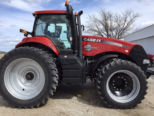 Tractor For Sale:  2013 Case IH 340 , 340 HP